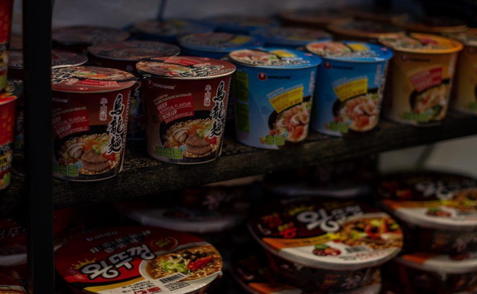 Gangnam Street Snacks