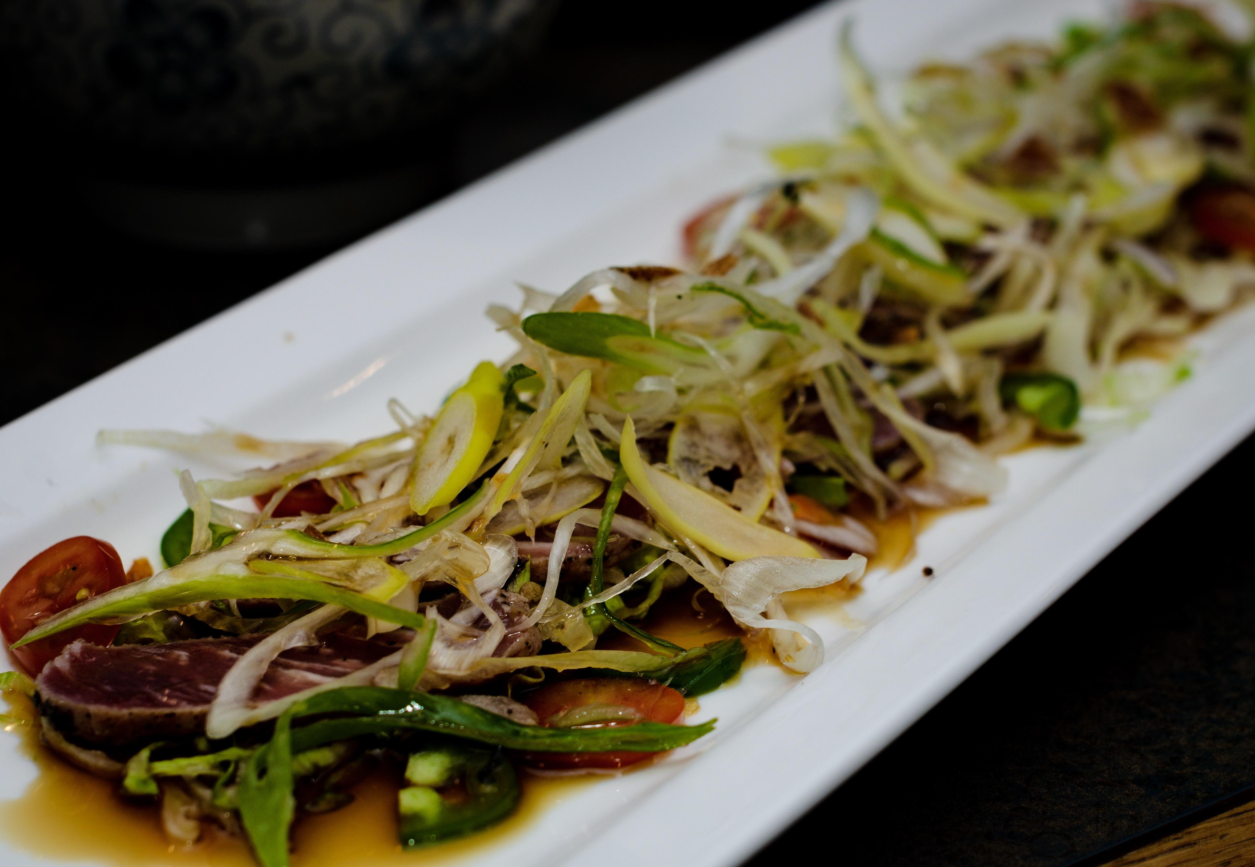 Shikiji Beef Tataki