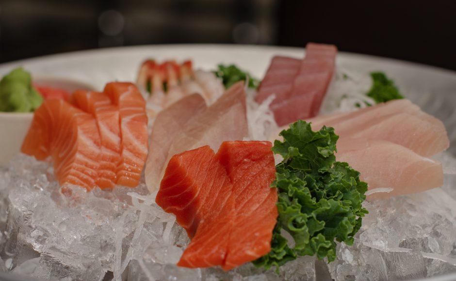Kanpai Sashimi