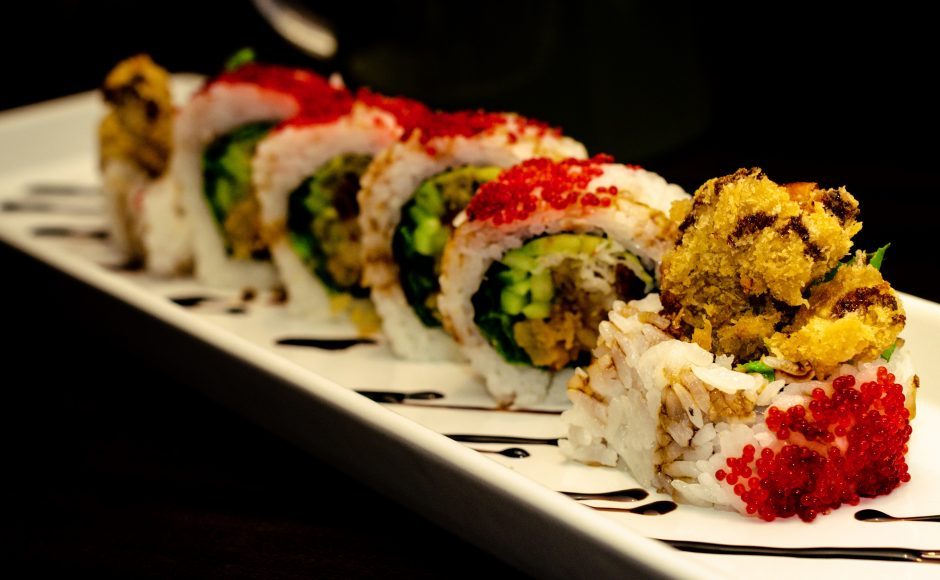 Kanpai Sushi: Classic and New Japanese