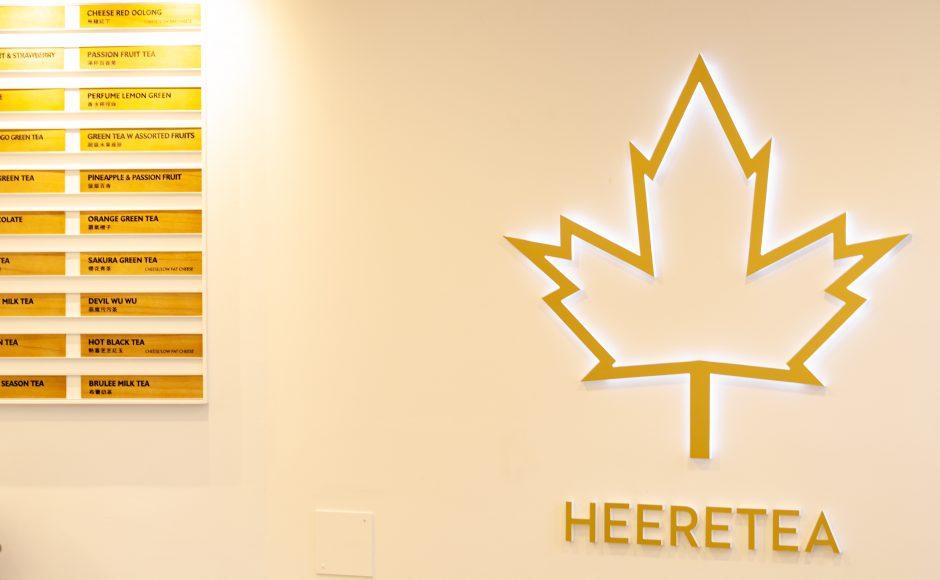Heeretea Logo