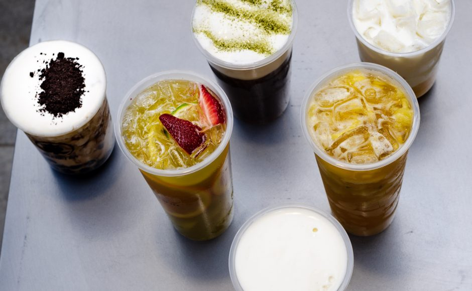 Heeretea: The Freshest Asian Drinks in Town