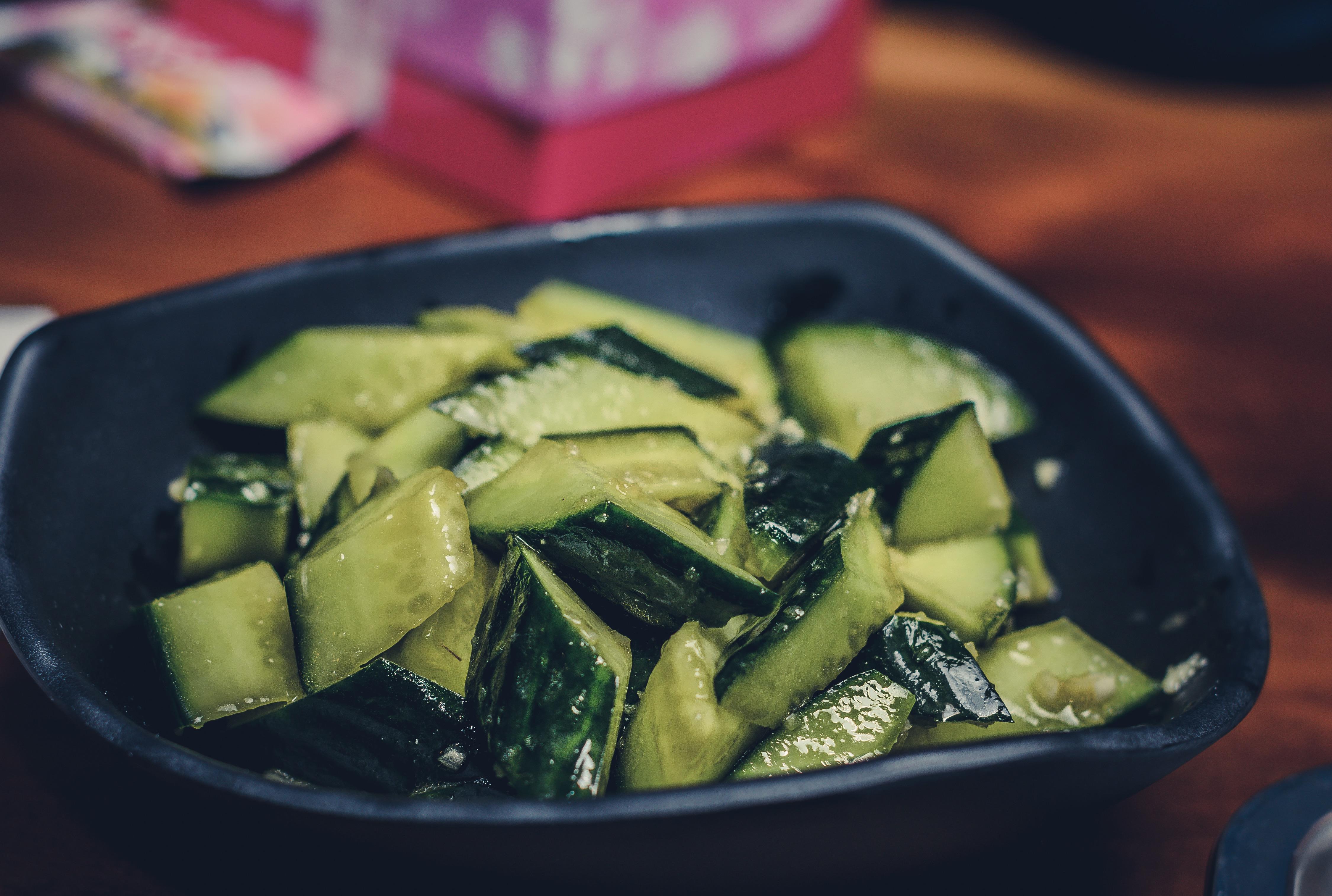 Sian City Cucumber Salad