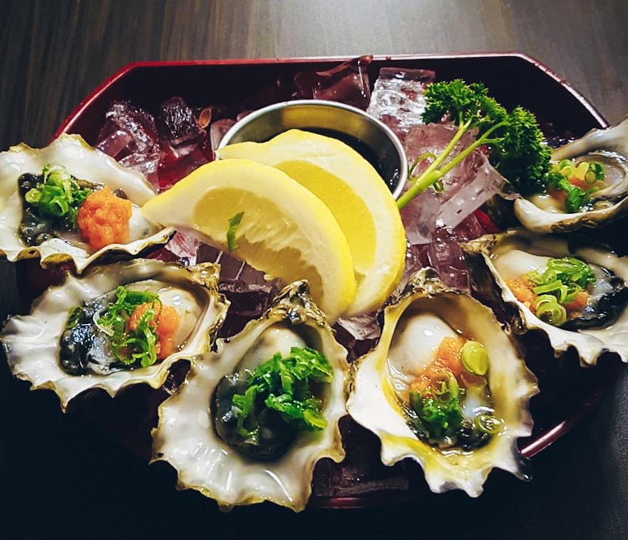 Shibuya Oysters