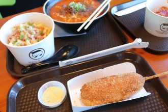 Gangnam Street Food